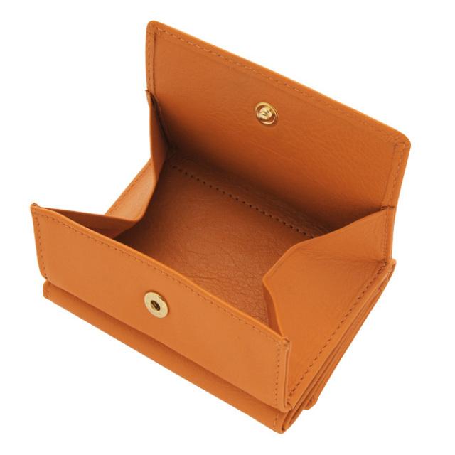 極小財布ボックス型小銭入れ