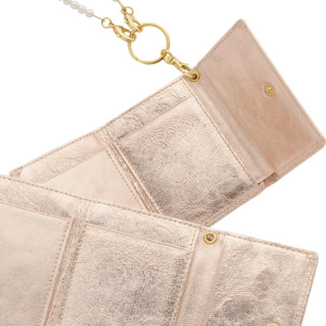 極小財布用ハトメ