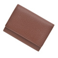 極小財布ディアスキンブラウン