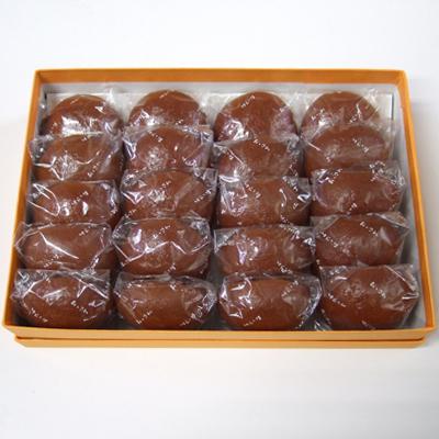 北信州手造りお菓子「おヽさわ」<br>こずくまんじゅう 20個入り