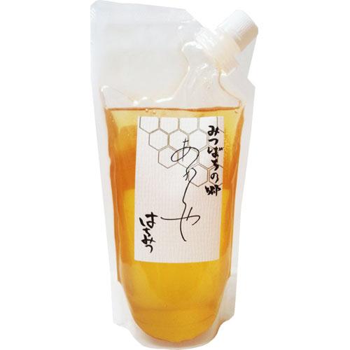 【お徳用】国産あかしや蜂蜜 800g袋入り