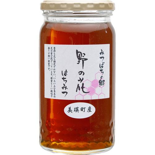 美瑛町産野の花蜂蜜 600g