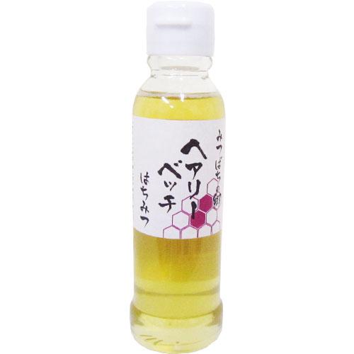 奈良県産ヘアリーベッチ蜂蜜 160g