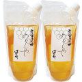 【定期購入】国産あかしや蜂蜜袋入り 800gx2袋