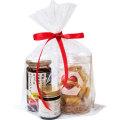 【袋入り】バレンタインセットD(チョコレートハニー・はちみつバタークッキー・完熟いちごとはちみつたっぷり手作りジャム)