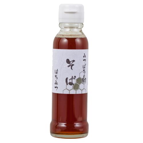 北海道産そば蜂蜜160g