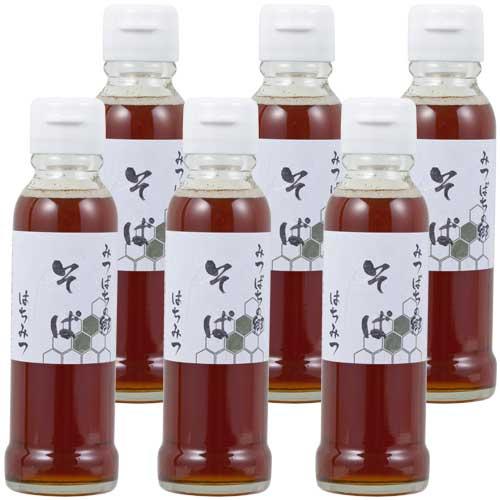 北海道産そば蜂蜜 160gx6本