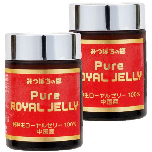 【定期購入】中国産生ローヤルゼリー100g×2本