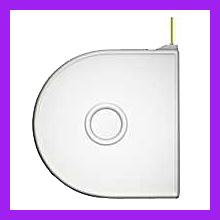 Cube用フィラメント パープル(紫)【ABS樹脂カートリッジ】