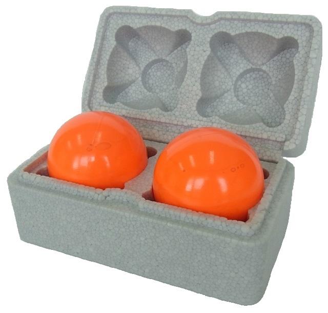 新型蛍光クラックボール(MS)