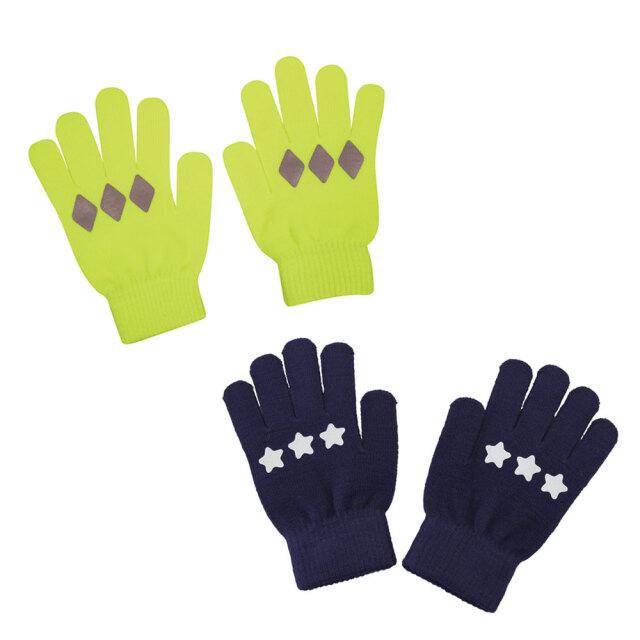 反射のびる手袋1