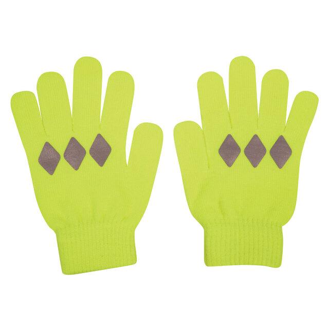 反射のびる手袋2
