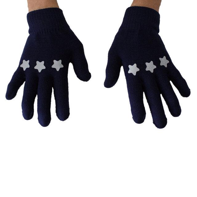 反射のびる手袋4