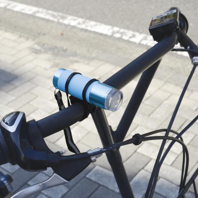ライト&自転車マウントセット3