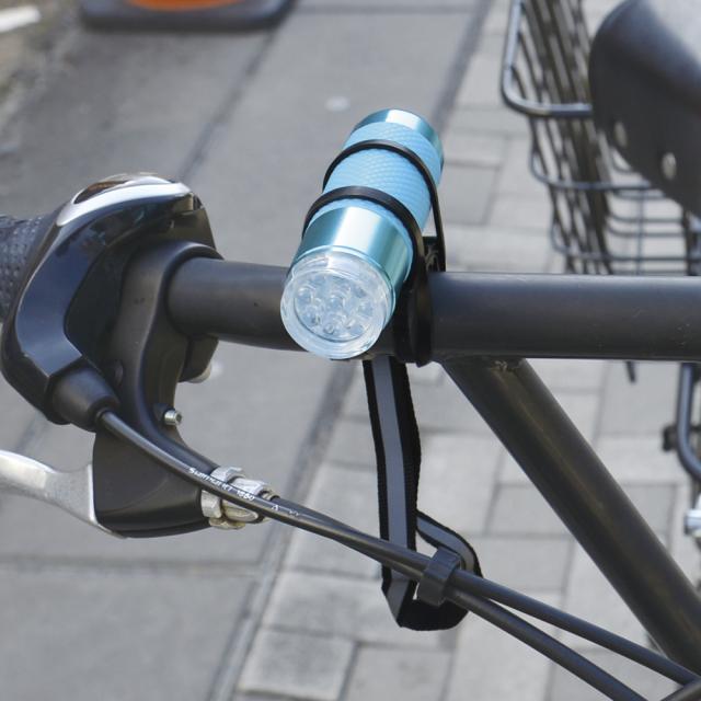 ライト&自転車マウントセット4