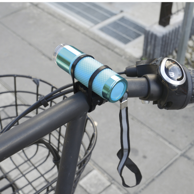 ライト&自転車マウントセット5