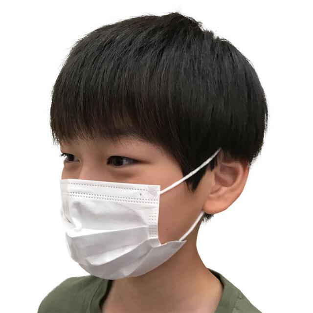 こども用不織布マスク4