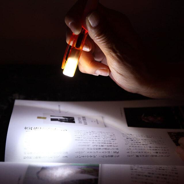 ライト付きボールペン6
