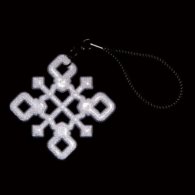 Snowホワイトキーホルダー1
