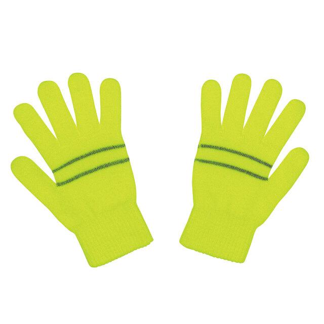 反射ライン手袋1