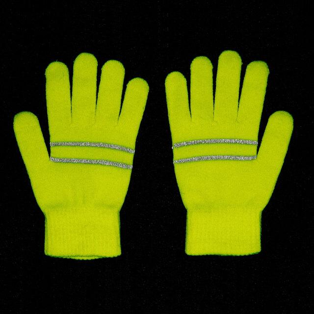反射ライン手袋3