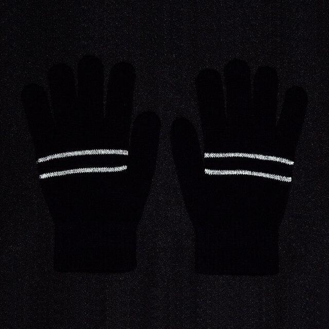 反射ライン手袋8