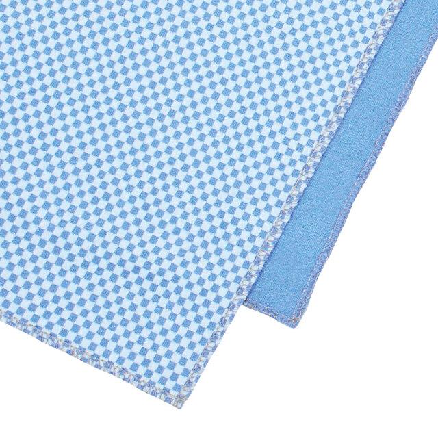 反射付きクールネックタオル(ブルー)2