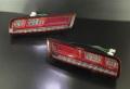 Lck619 アルト用LEDテールランプ レッド&クリアレンズ/レッドバー
