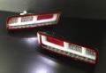 Lck619 アルト用LEDテールランプ レッド&クリアレンズ/ホワイトバー