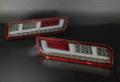 NJC アルト用LEDテールランプ レッド&スモークレンズ/ホワイトバー