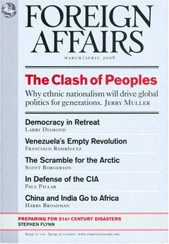 Foreign Affairs /フォーリン・アフェアーズ  (洋雑誌・定期購読 1780円x6冊 )