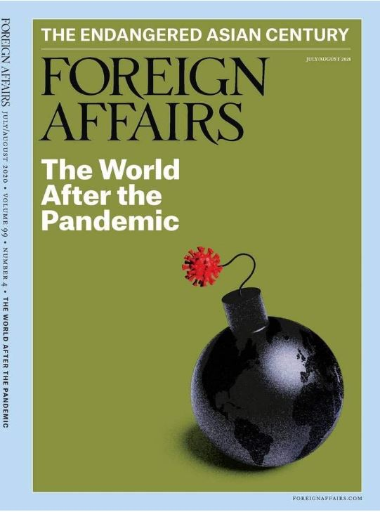 Foreign Affairs /フォーリン・アフェアーズ  (海外雑誌・定期購読 1980円x6冊 )