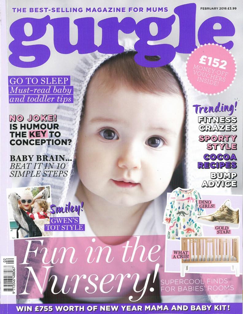 Gurgle Magazine イギリス子育て雑誌