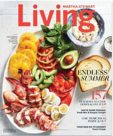 Martha Stewart Living/マーサスチュワートリビング(洋雑誌 購読 10冊x780円 )