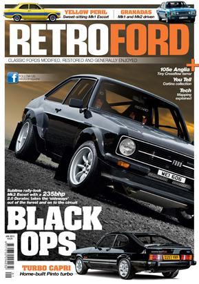 Retro Ford (UK) レトロフォード(イギリス海外雑誌 定期購読 1380円x12冊 )