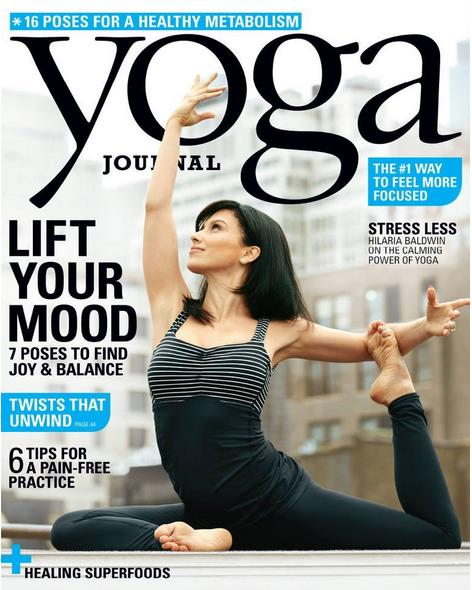 Yoga Journal [US]/ヨガジャーナル(洋雑誌 定期購読 920円x9冊 )