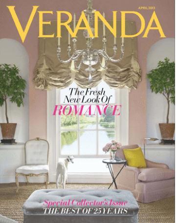 VERANDA/ヴェランダ (アメリカ英語洋雑誌 定期購読 1150円x6冊 )