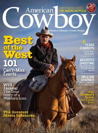 American Cowboy/アメリカンカウボーイ(洋雑誌 定期購読 1,200円x6冊 )