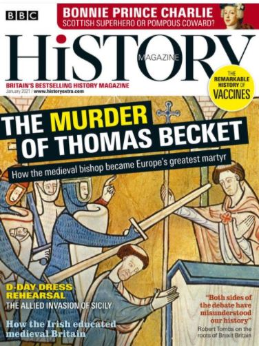 イギリス 歴史 本 雑誌