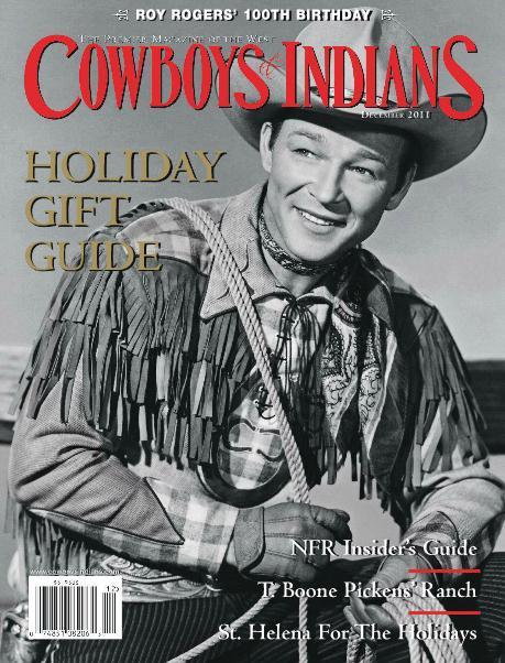 Cowboys & Indians/カウボーイズ&インディアンズ (洋雑誌 定期購読 1,380円x8冊 )