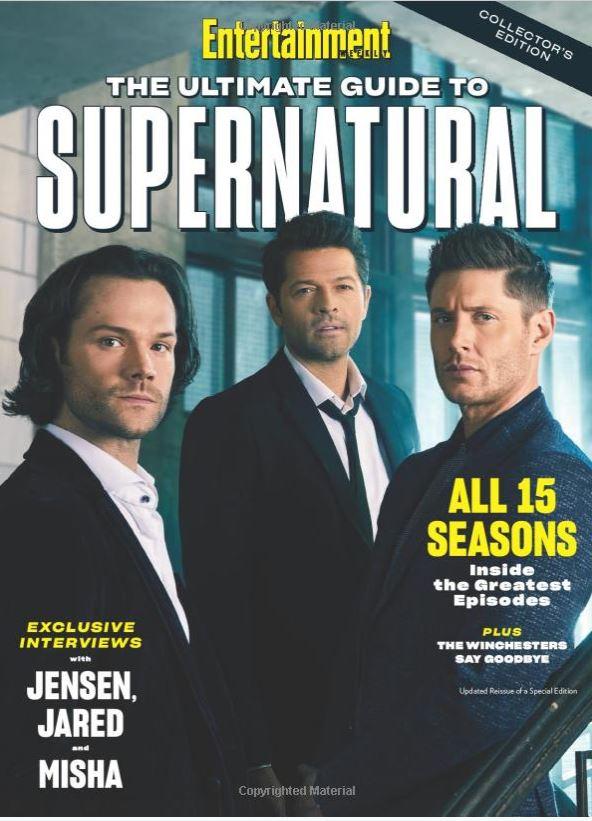 supernatural 2020 ew