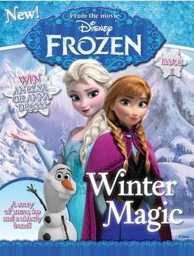 アナと雪の女王 アナユキ