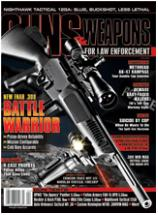 Guns And Weapons For Law Enforcement    (洋雑誌 定期購読 1180円x8冊 )