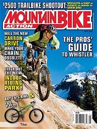 Mountain Bike Action/マウンテンバイク (洋雑誌 定期購読 820円x12冊 )
