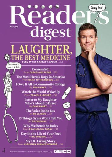 Reader's Digest 購読