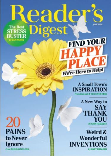 リーダースダイジェスト Reader's Digest 英語学習