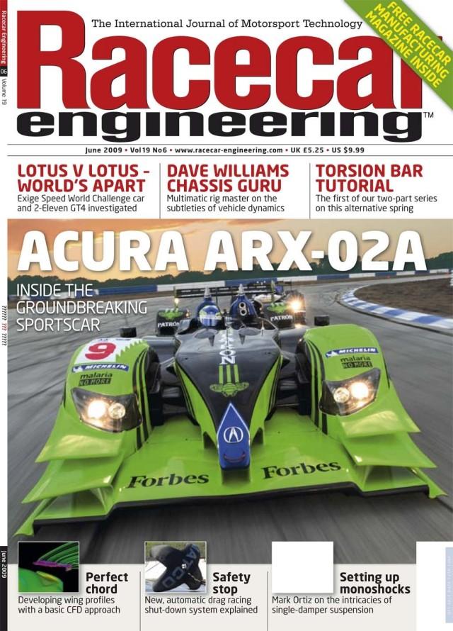 Racecar Engineering (UK)/レースカーエンジニアリング (イギリス自動車雑誌 定期購読 1280円x12冊 )