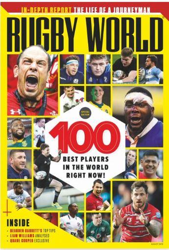 海外ラグビー雑誌