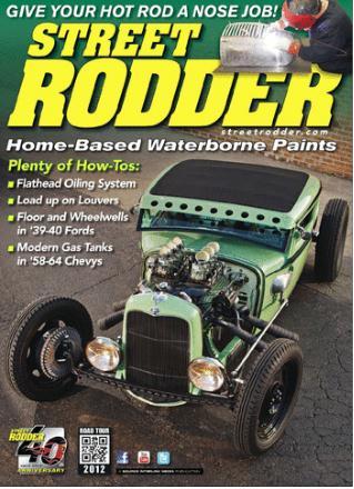 Street Rodder (洋雑誌・定期購読 820円x12冊)