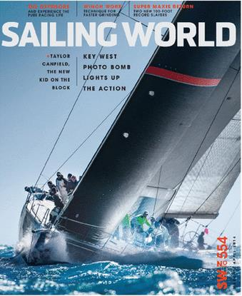 Sailing World  Magazine/セーリングワールド (洋雑誌 定期購読 940円x8冊)